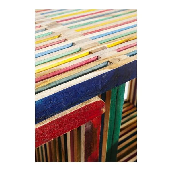 Sada 3 barevných policových dílů Kare Design Micado
