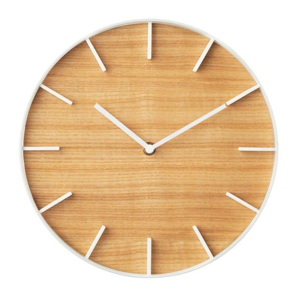 Zegar ścienny YAMAZAKI RIn Claro