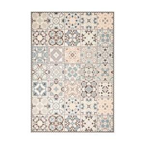 Vzorovaný vinylový koberec Zala Living Zoe Light, 65 x 100 cm