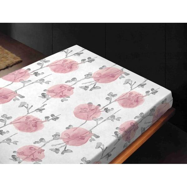 Prostěradlo Vibrant Rosa, 240x260 cm