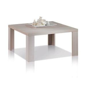 Kávový stolek Coffee Table 70x70cm, modřín