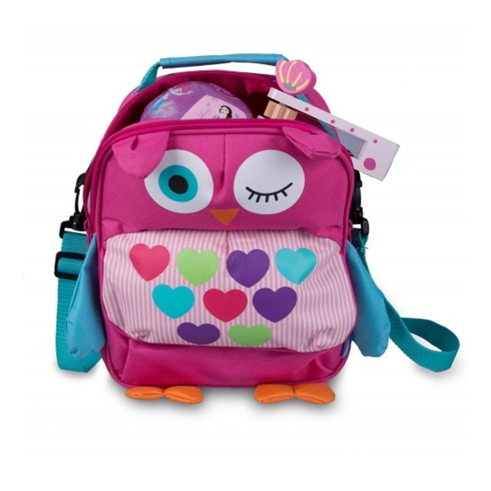 Dětský batoh s přihrádkou na tablet My Doodles Owl ... dfcb470563e