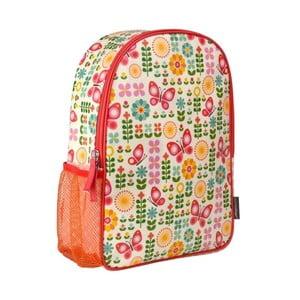 Školní batoh Petit collage Butterflies