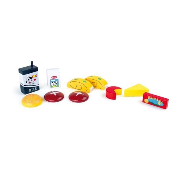 Snacks fa játékkészlet - Legler