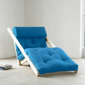 Lenoška Karup Figo, Raw/Horizon Blue, 70 cm