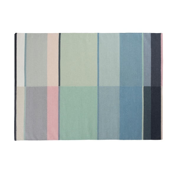 Vlněný koberec Leus Pastel, 200x300 cm