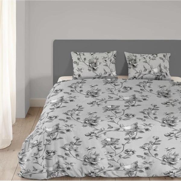 Povlečení Muller Textiel Flowers, 140x200 cm