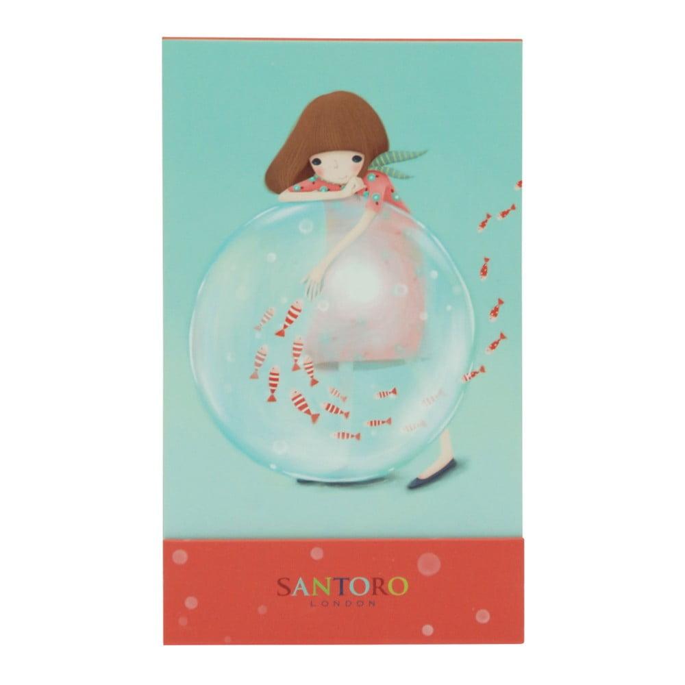 Produktové foto Bloček s deskami Mirabelle Little Fishes, 33 listů