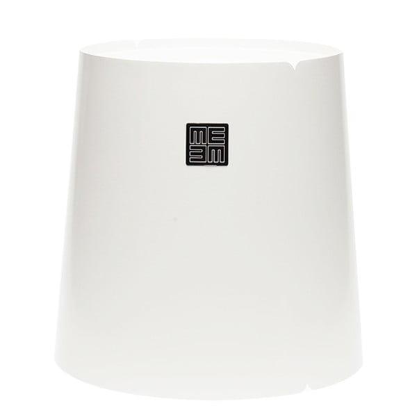 Bílý příruční stolek MEME Design Bobino