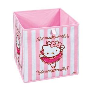 Růžový úložný box 13Casa Kitty