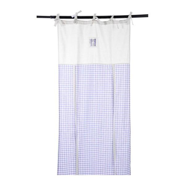 Závěs Lavender Cott, 80x160 cm
