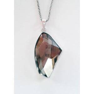 Náhrdelník Černý krystal