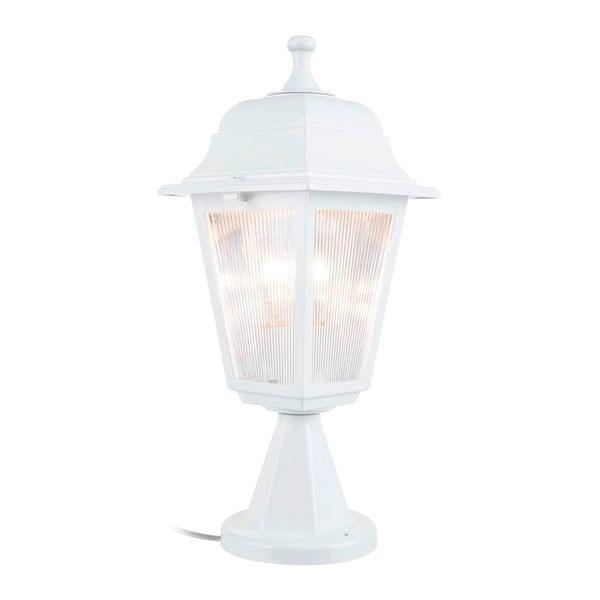 Bílé svítidlo Lampas