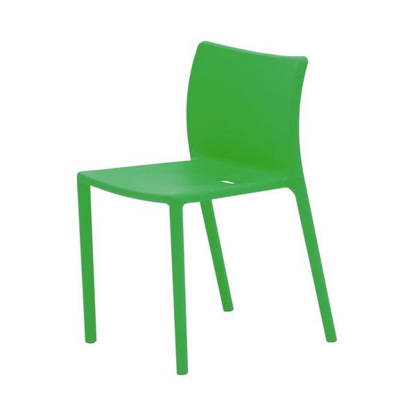 Zelená jídelní židle Magis Air