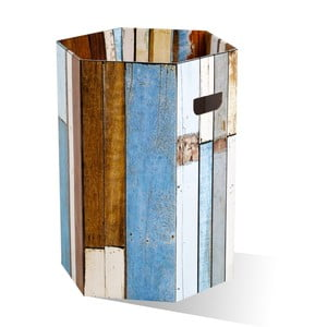 Kartonový odpadkový koš Something Blue
