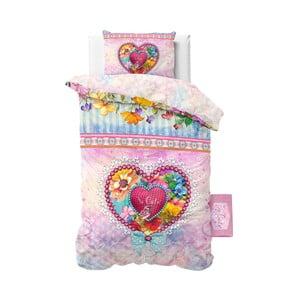 Bavlněné povlečení Dreamhouse So Cute Liselot, 135x200cm