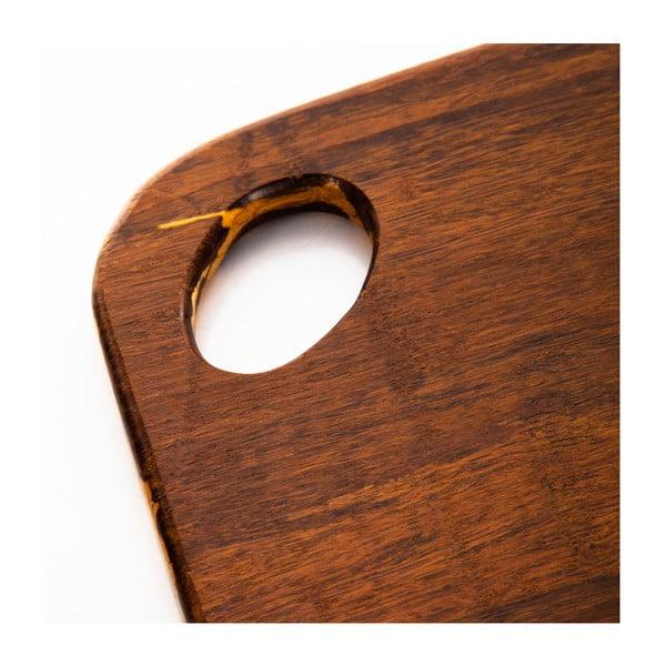 Bambusové krájecí prkénko Yata, 25x19