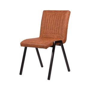 Světle hnědá jídelní židle LABEL51 Boris