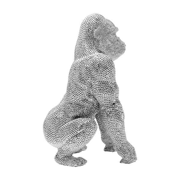 Statuetă decorativă Kare Design Gorilla, înălțime 46 cm
