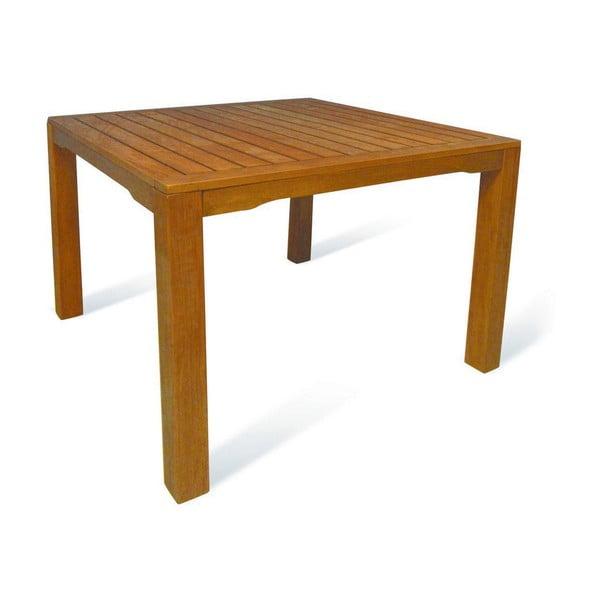 Stół ogrodowy z drewna eukaliptusu Evergreen House Lemur