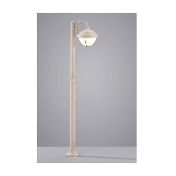 Venkovní stojací světlo Verdon White, 110 cm