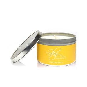 Svíčka s vůní citronové trávy Skye Candles Container, délkahoření30hodin