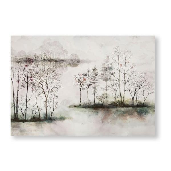 Obraz Graham & Brown Watercolour Forest, 40 x 60 cm