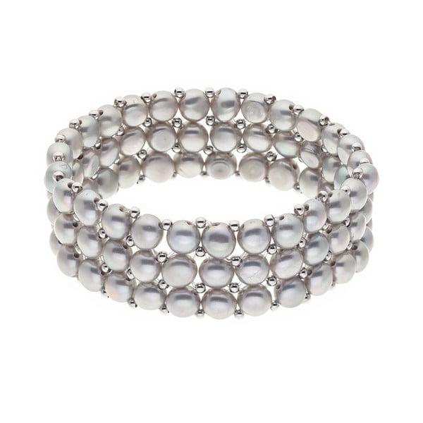 Náramek s říčními perlami Poulios