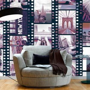 Tapeta v roli Bimago Urban Collage, 0,5x10m