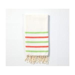 Hamam osuška z ručně tkané bavlny ZFK Bastian, 170x100cm