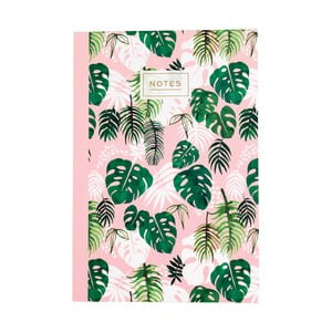 Agendă Rex London Tropical Palm, format A5