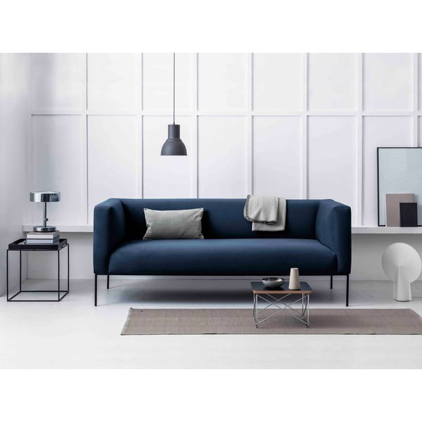 Zelená dvojmístná pohovka Windsor & Co Sofas Neptune