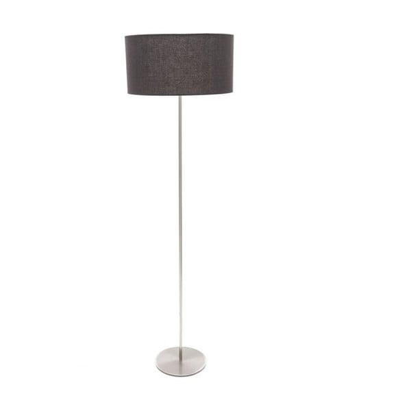 Stojací lampa Memphis Satin/Black