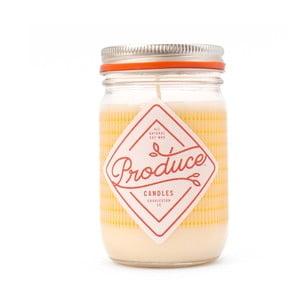 Svíčka s vůní medu, doba hoření 50 - 70 hodin