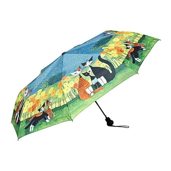 Skládací deštník Von Lilienfeld All Together, ø 90 cm
