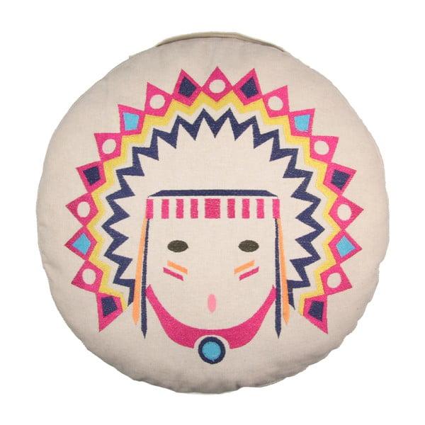 Dětský sedací puf Nattiot Coussin Tribal