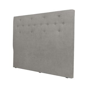 Tăblie pentru pat Windsor & Co Sofas Phobos, 160 x 120 cm, gri