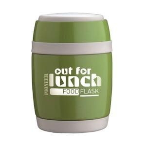 Miska na polévku s lžící Green Lunch, 580 ml