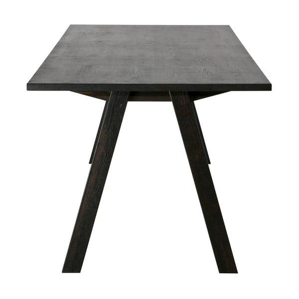 Jídelní stůl z dubového dřeva De Eekhoorn Fenna, 90x220cm