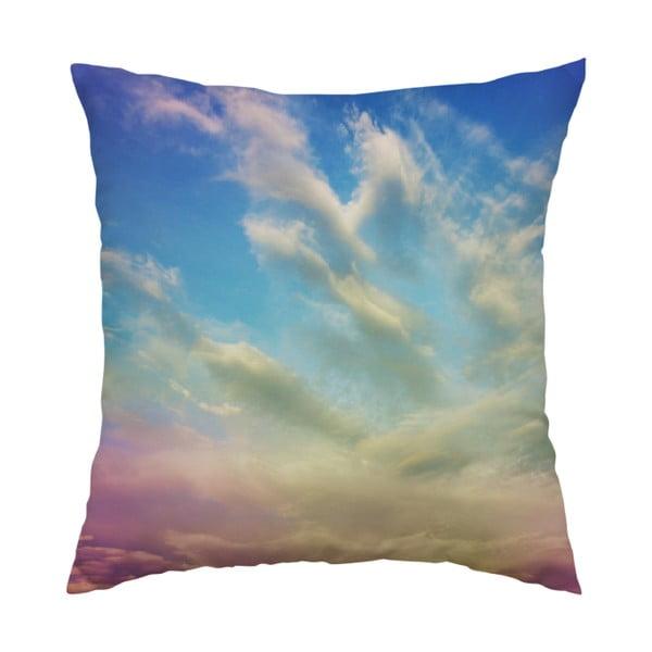 Polštář Rainbow Sky, 40x40 cm