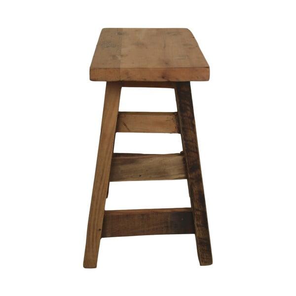Stolička z teakového dřeva HSM collection Bench