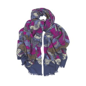 Kašmírový šátek Hogarth Capercaillie , 180x70cm