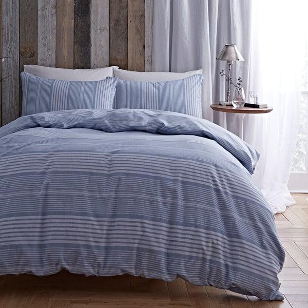 Povlečení Stripe Blue, 135x200 cm