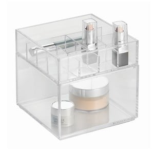Úložný systém do koupelny Calrity, 15x15x14,5 cm