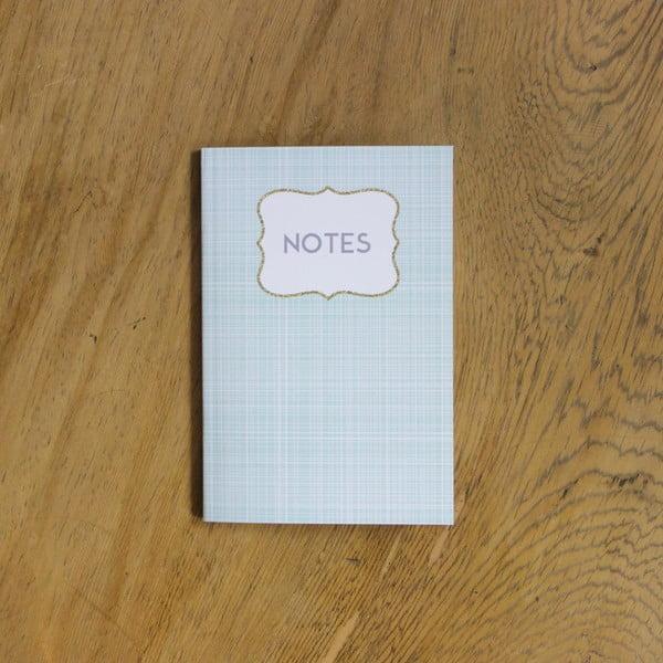 Zápisník Notes A6