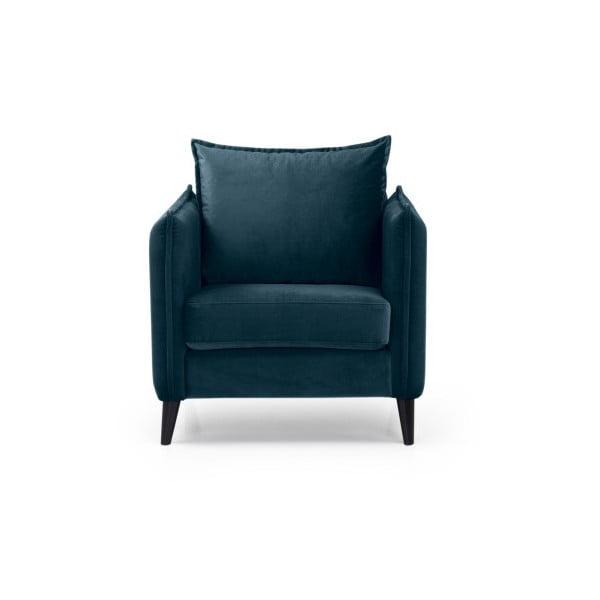 Leo sötétkék fotel - Softnord