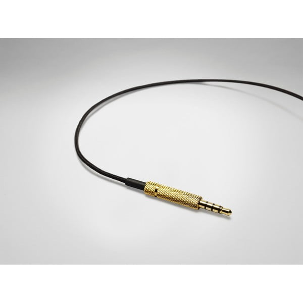 Sluchátka Marshall Minor Black FX (vhodná pro Apple)