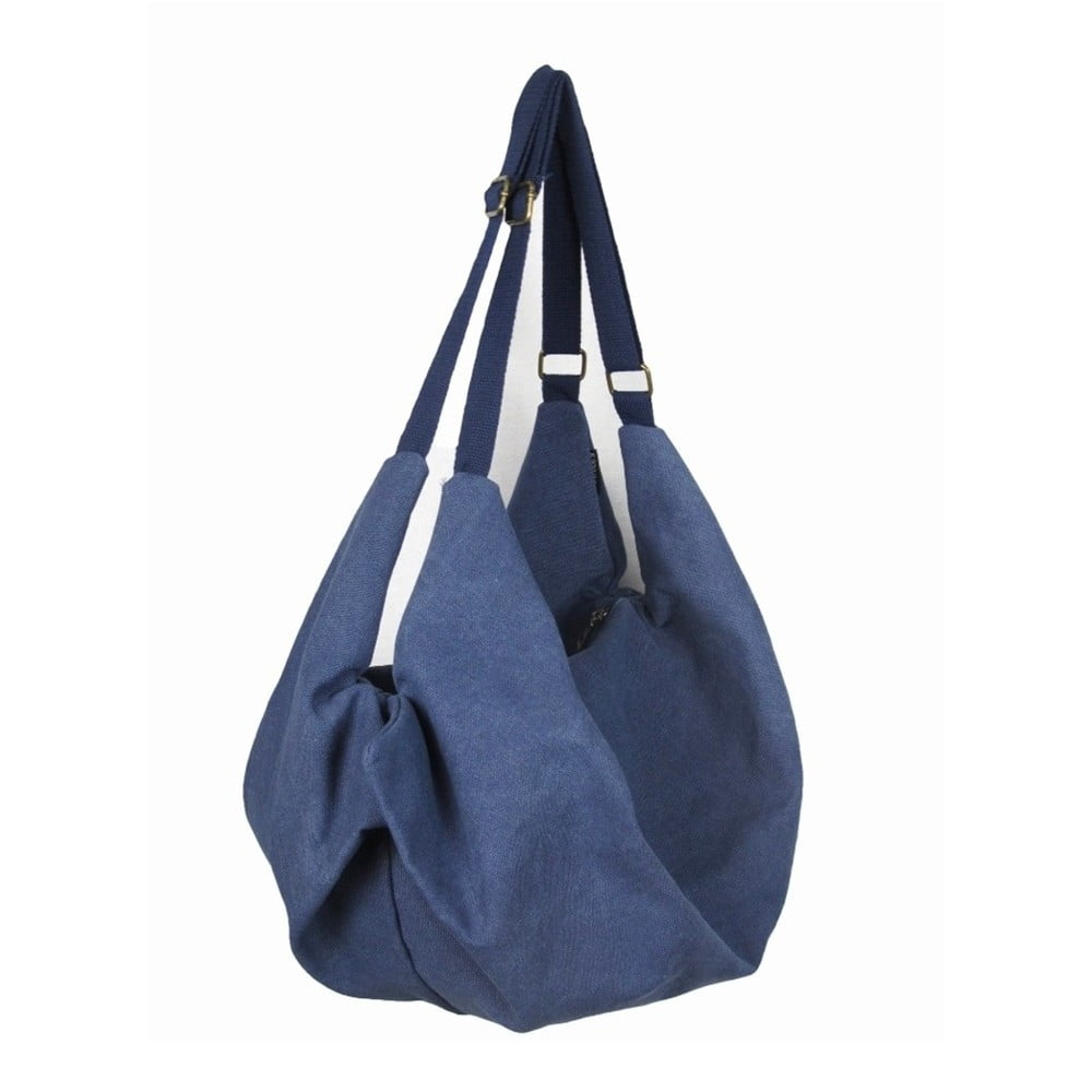 Modrá plátěná taška Sorela Dina
