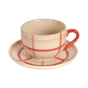 Ceașcă și farfurioară Antic Line Cup Sharp