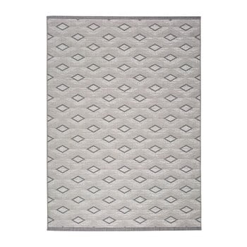 Covor pentru exterior Universal Weave Kasso, 77 x 150 cm, gri imagine